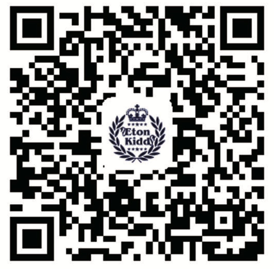 Scan to access the Eton Kidd sales page for ISNS.