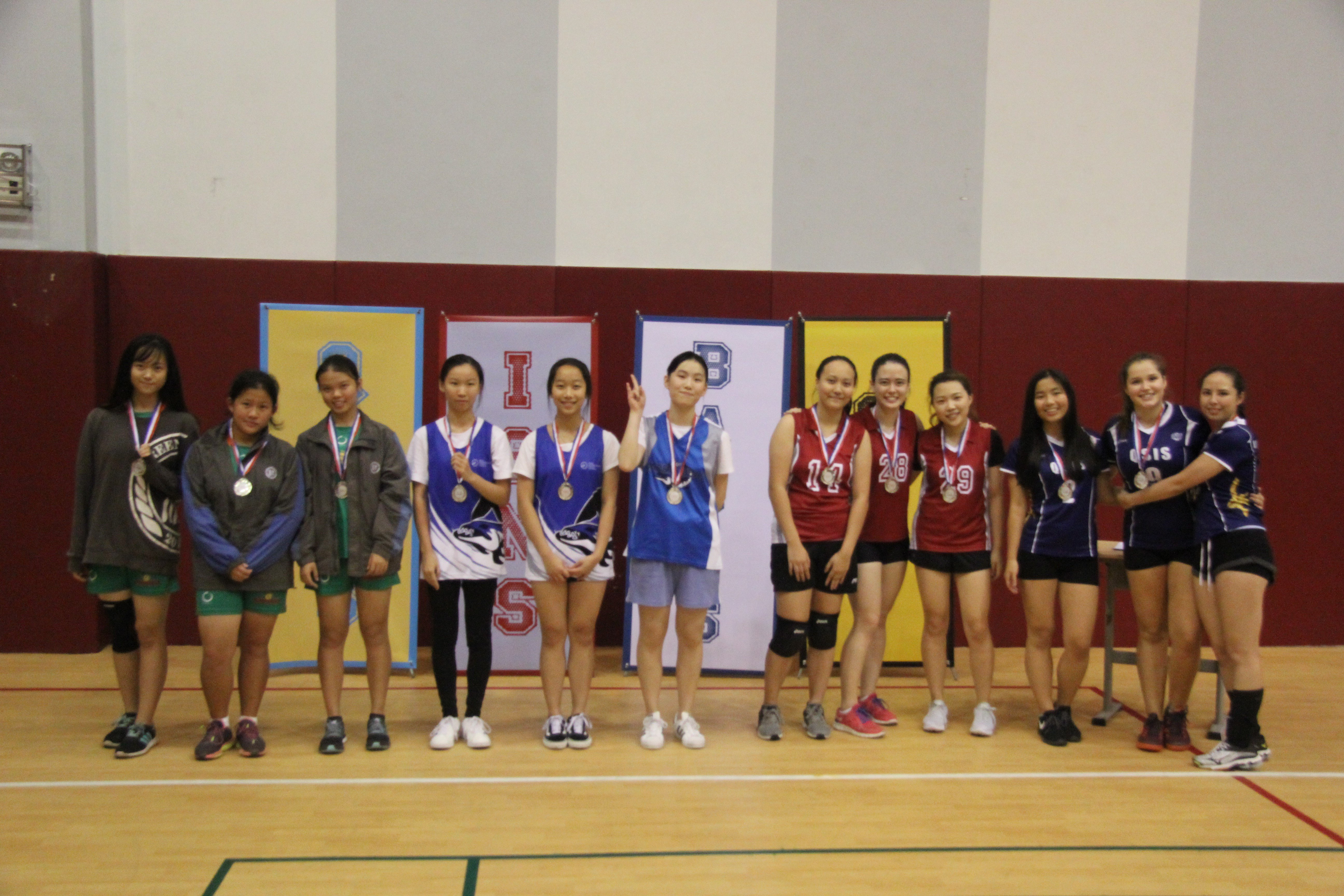 U19 SISAC All-Stars Girls