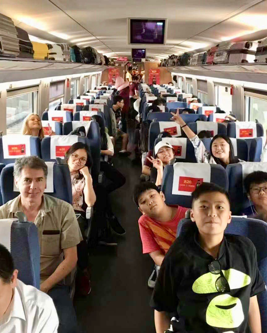 grade 7 Rise to the Challenge in Fujian, China