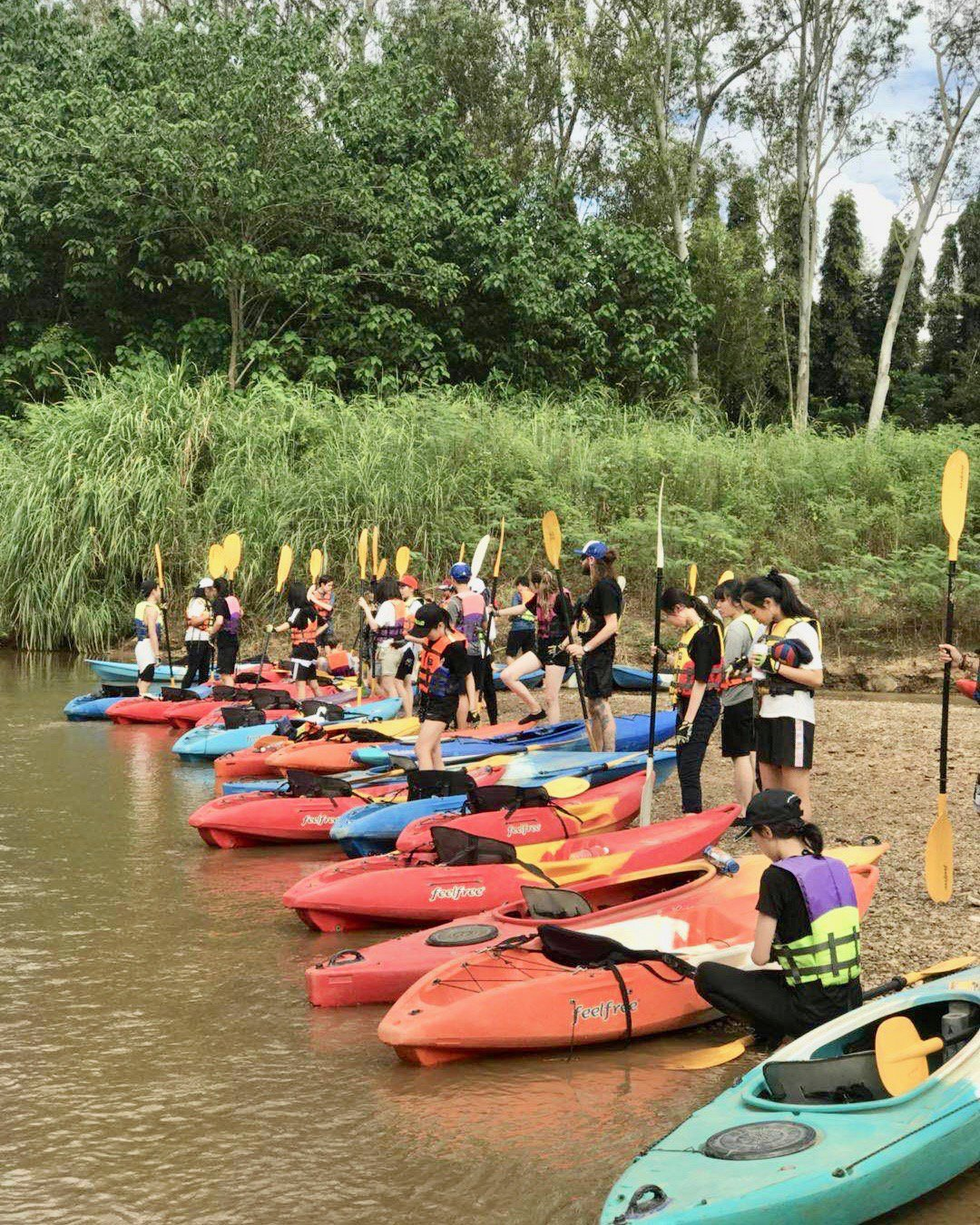 Grade 9 Travel to Thailand